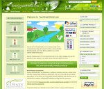 Your Green World website
