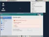 ESET NOD32 4 Antivirus installation on CentOS 6 XFCE desktop -  User Interface