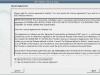 ESET NOD32 4 Antivirus installation on CentOS 6 XFCE desktop -  User Agreement