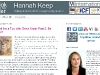 Hannah Keep Blog